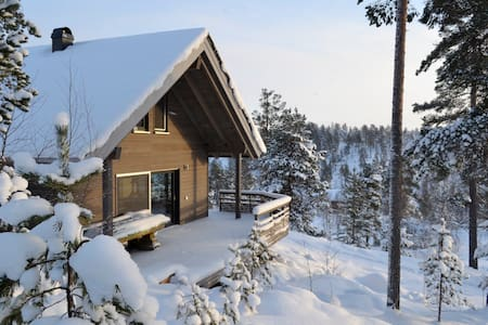 """Modern chalet in """"Telemark"""", the south of Norway"""