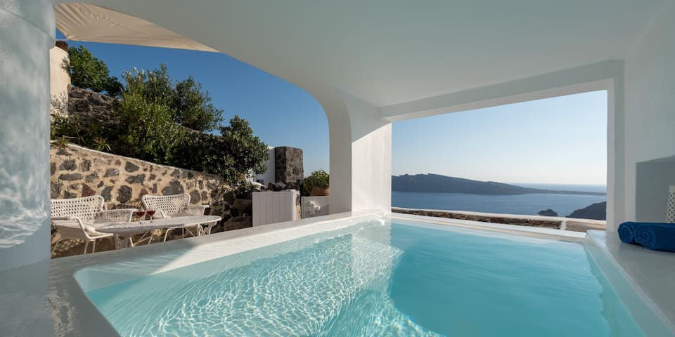 White House Villa-Oia - Thira
