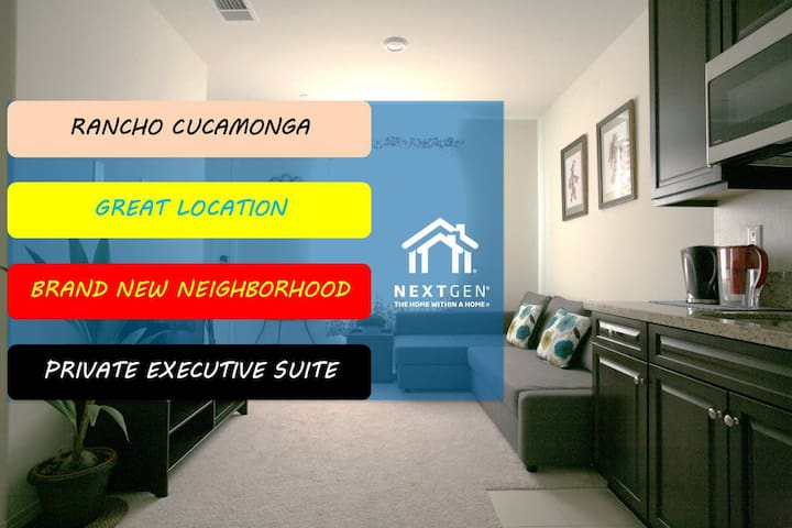 Rancho Cucamonga Private Suite 独立套间 - Rancho Cucamonga - Villa