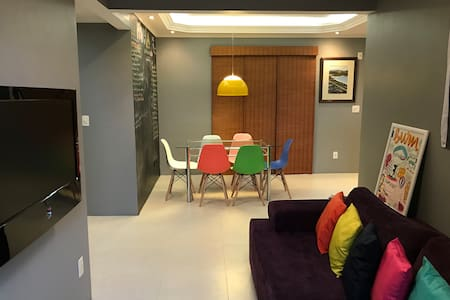 Apartamento 78m² novo e mobiliado