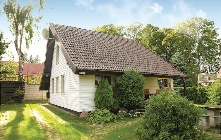 Holiday cottage with 2 bedrooms on 60 m² in Insko