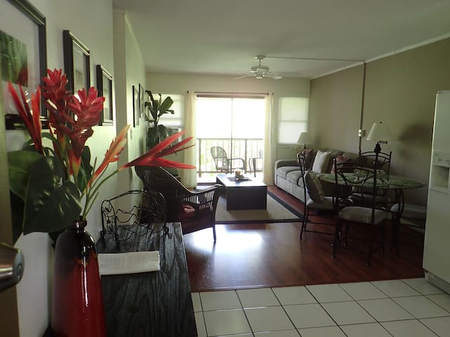 Beautiful condo in the heart of Historic Lahaina