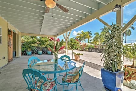 1BR Hakalau Apartment w/ Private Lanai! - Hakalau