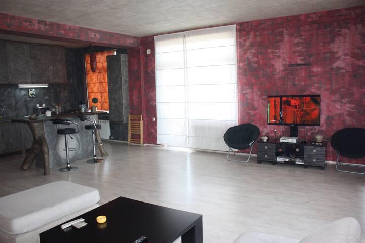 Luxury Apartment in Tbilisi - ทบิลิซิ - อพาร์ทเมนท์
