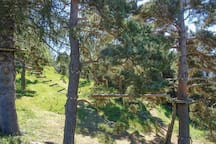 Holiday apartment with 1 bedroom on 60m² in Font Romeu