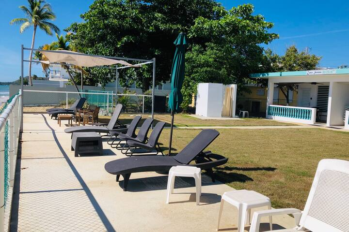 2 or 4 Bedroom home  - on the best swimming beach