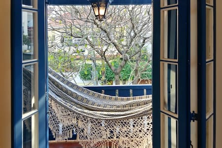 Double room private with balcony - リオデジャネイロ