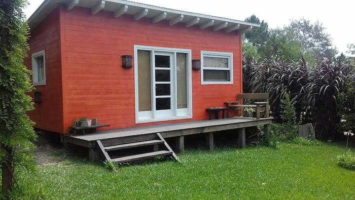 La Naranja  un espacio ideal para relajarse.