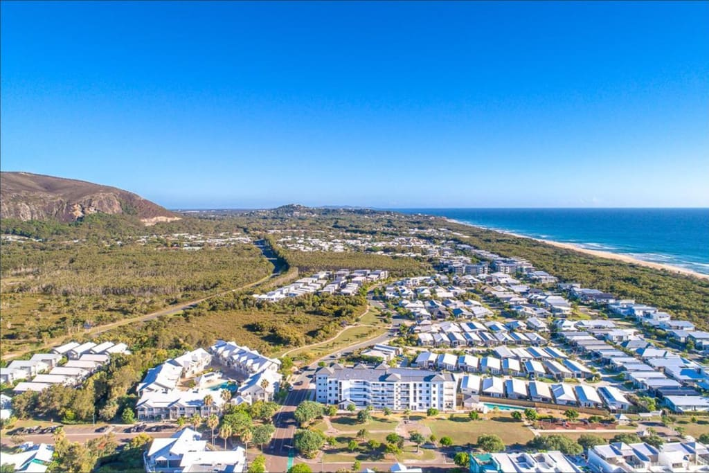 Located in the picturesque Town of Seaside in Marcoola with views to Mount Coolum