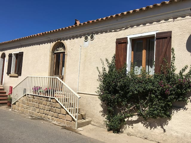 Sardinian cozy and stylish house in S.Pasquale