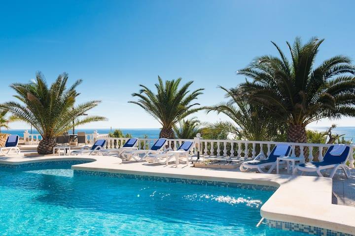 Impressive Villa with Stunning Sea Views