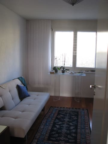Cozy, quiet room close to the lake & privat shower - Uetikon am See - Apartment