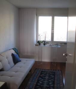 Schönes, ruhiges Zimmer mit privater Dusche - Uetikon am See - Apartemen