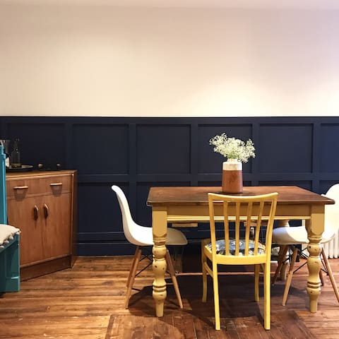 Hip, historic holiday home in the heart of Alnwick