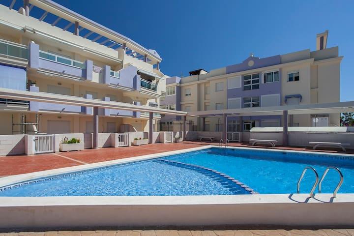 2 bedroom apartment in Xeraco Playa.
