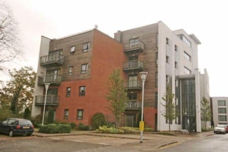 Modern two bedroom apartment - Manchester - Pis
