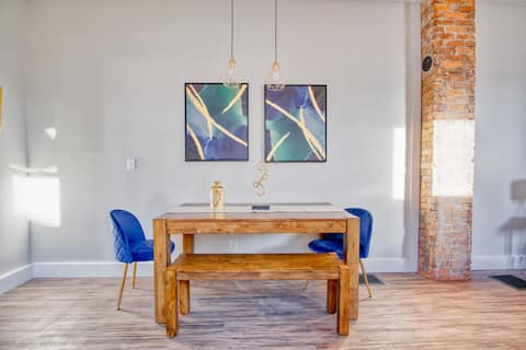 Indy Sapphire Charming Apt. ♡♡♡ [Next to Downtown]