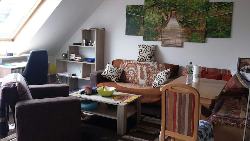 Gemütliche Wohnung für den Reisenden - Dormagen - Apartament