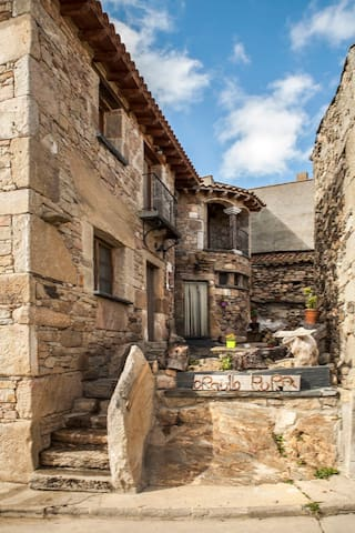 Holiday home in Bermellar (Salamanca) for 6 persons