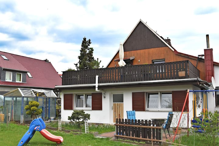 Peaceful Apartment in Lichtenhain with Private Terrace