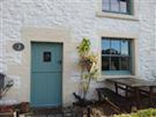 Rose Cottage - Crowdecote - Hus