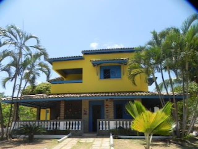 Camaçari _ Praia de Jaúa _ Condomínio Fechado - Jauá - House