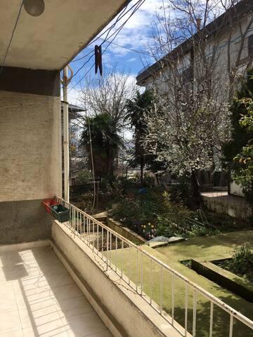 Spacious Room in Kadıköy, Moda - Kadıköy