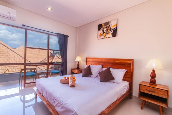 Balinese new style comfy room at Sanur #FlashSALE