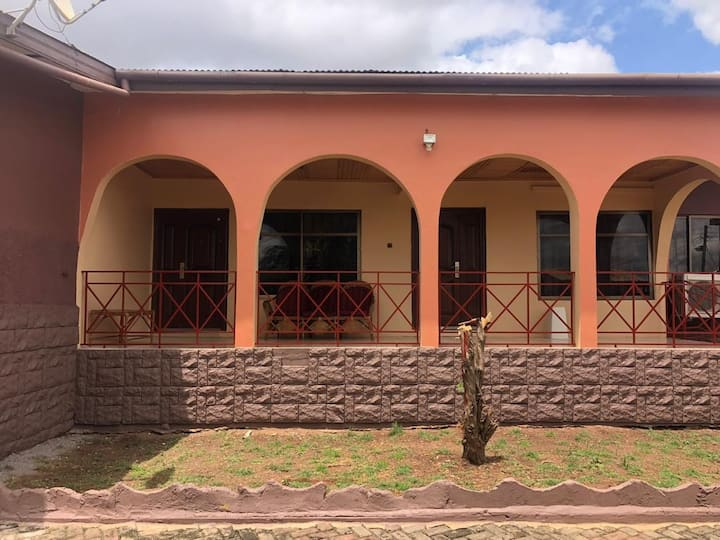 A Spacious 3 Bedroom House in Kumasi