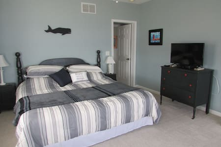 Private Bayfront Room & Bath on Rehoboth Bay - Lewes - Talo