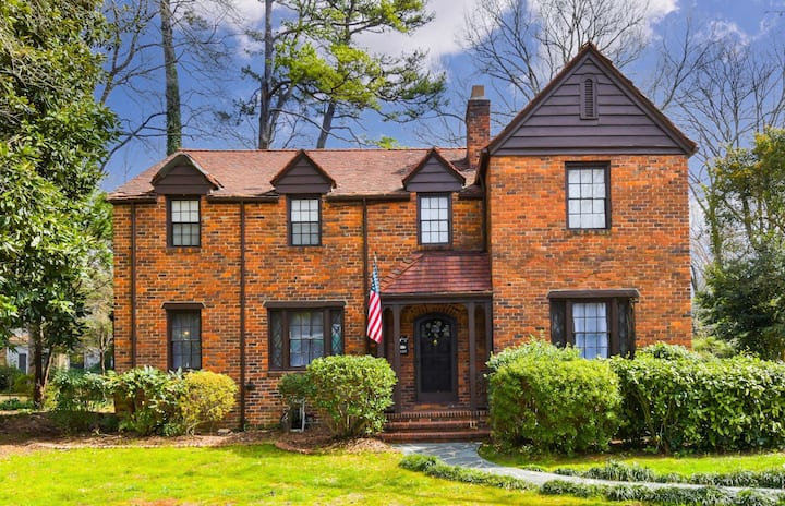 Beautiful Private Home in Myers Park/Eastover CLT