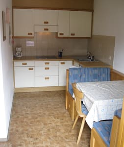 Appartment Felder Erika, 2-3 Personen Appartment - Mitterolang - Wohnung