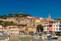 Welcome to Castiglione della Pescaia