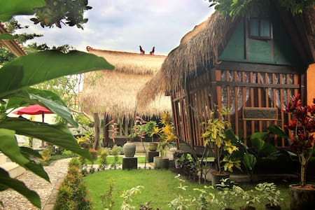 Honeymoon House at Rumah Lumbung - South Denpasar