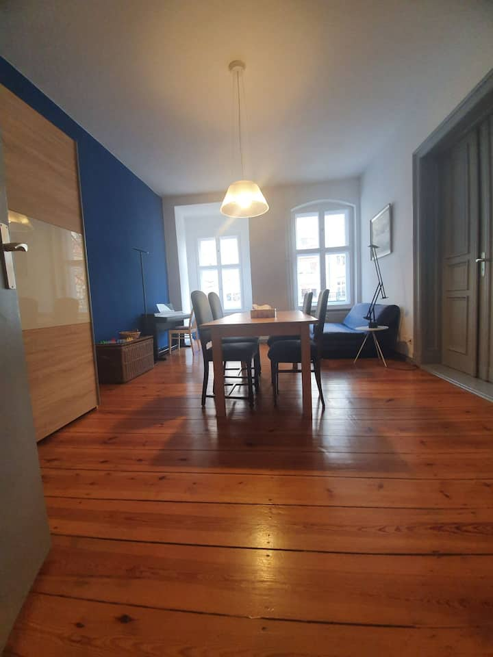 Big and Spacious Private Room in the Center Berlin