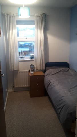 single room in a riverside apartment - Newhaven
