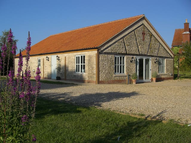Honeysuckle Cottage Oasby
