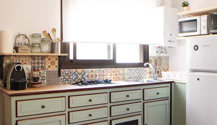Nice & cozy apartment in Malaga Center (Victoria)
