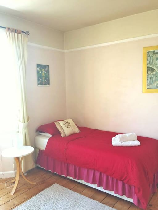 Gardenia Room (room listed Twin)