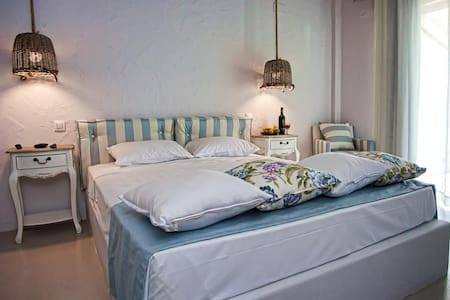 Artemis Seafront - Luxurious Apts 5 - Petres - Wohnung