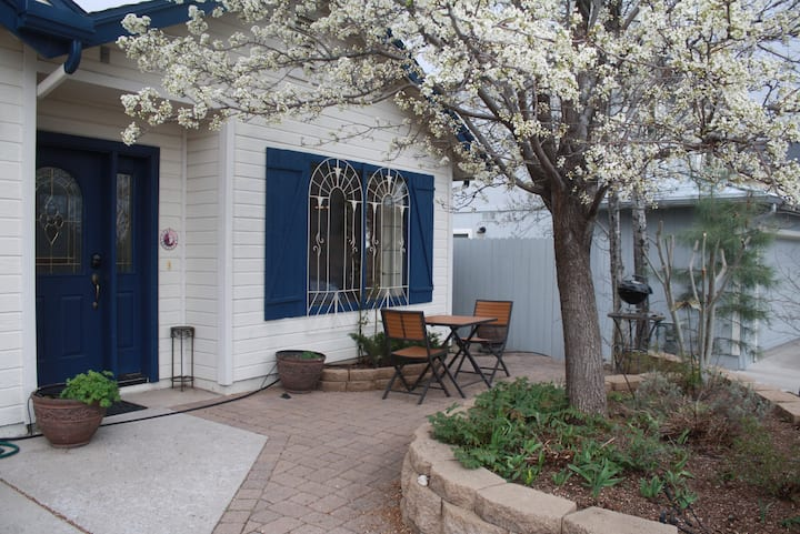 Close to Downtown, Near Forest with Hiking Trails.