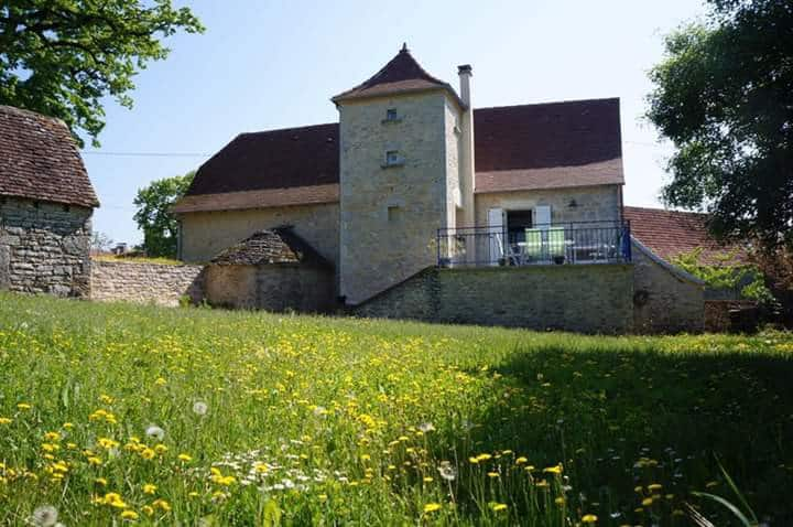 Gîte de Bouyrissac