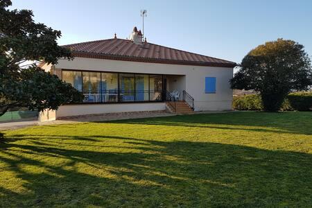 Ma maison du Rouquet - Saint-Vite - Hus