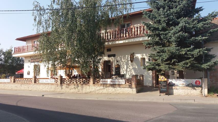 Útulné ubytování v srdci jižní Moravy