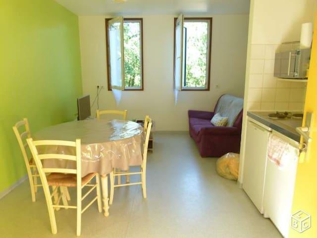 Appartement de 27 m² à Figeac - Figeac - Osakehuoneisto