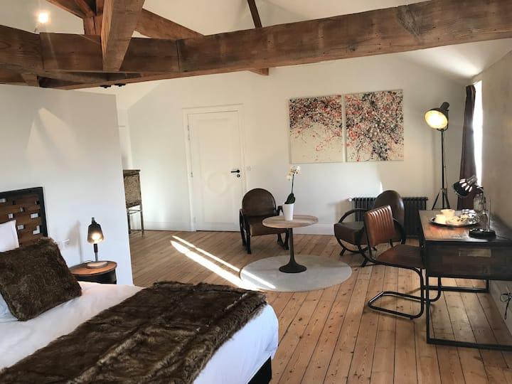LE CLOS DES QUEYRIES - Suite Salinières