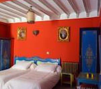 Hotel Sahara Chambre double Vue sur la Ville - Essaouira - Bed & Breakfast