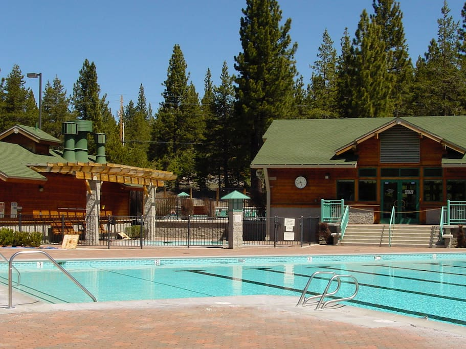 Visit the Trout Creek Rec Center, boasting fitness rooms and classes, a lap pool, spas & steam rooms, and massages.