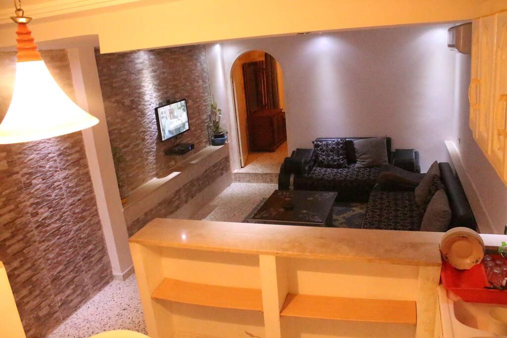 Appartement magnifique dans la banlieue sud wohnungen - Petit appartement studio allen killcoyne ...