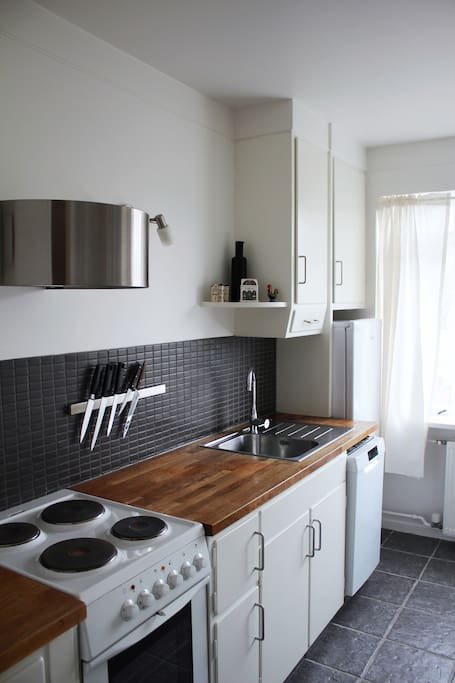 Kitchen with everything you need